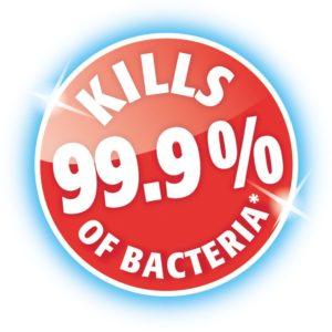 dampfreiniger bakterien