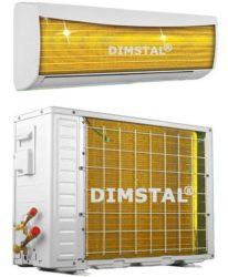 DIMSTAL ® Split-Klimaanlage